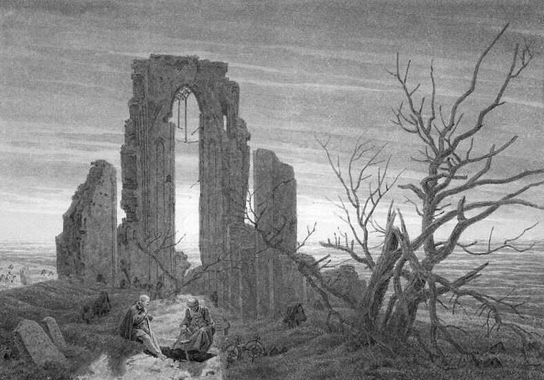 Winter (Caspar David Friedrich)